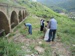 Экологический субботник по очистке водоемов и родников провели в с. Ленинаул Казбековского района РД.