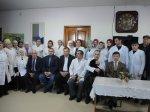 Участковая больница села Ленинаул  получила новую машину скорой помощи.