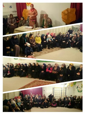 14 декабря в МКДОУ состоялось общее родительское собрание
