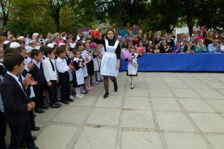 В Ленинаульских общеобразовательных школах  отпраздновали День знаний