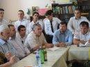 Круглый стол на тему «Молодежь против  терроризма»