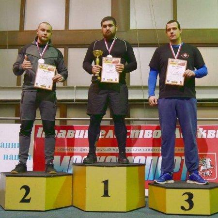 Давуд Гамзаев занял почётное 1 место на международном лично-командном турнире по спортивной борьбе «грэпплинг»