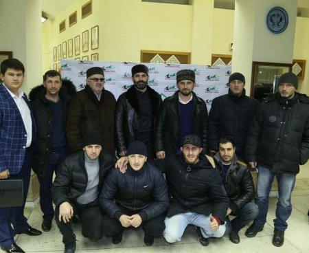 Состоялся МАВЛИД выходцев Казбековского района
