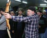 Турнир по стрельбе из лука имени Наибов района