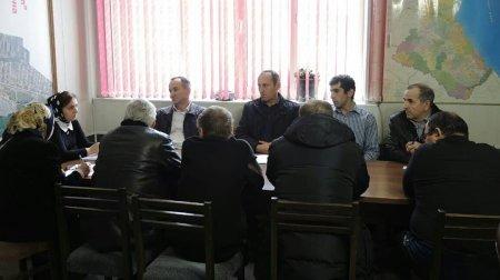 Проведено совещание консультативного характера