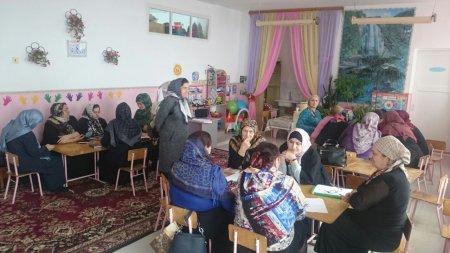 МО зам.заведующих и старших воспитателей ДОУ Казбековского района