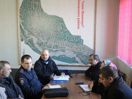 провели заседание антитеррористической комиссии АТК