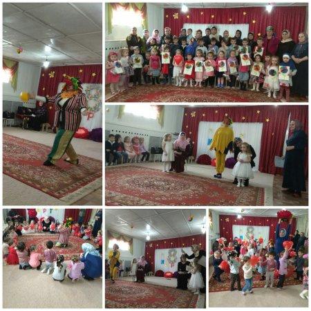 Мероприятия приуроченные Международному женскому дню