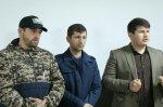 Состоялся турнир по армрестлингу среди молодёжи Казбековского района