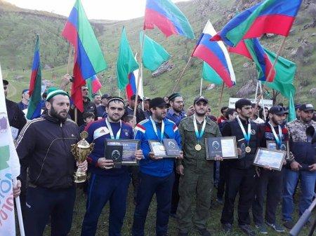 Спортивно-патриотическое мероприятие «Весна Дагестана»