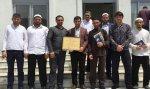 Муфтий Дагестана шейх Ахмад Афанди провел встречу с делегацией из Казбековского района