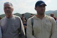 Вернулись с Хаджа наши паломники.
