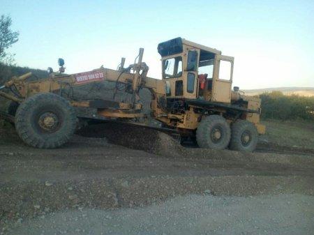 Гравированию дорог в мкр-не Бурсум