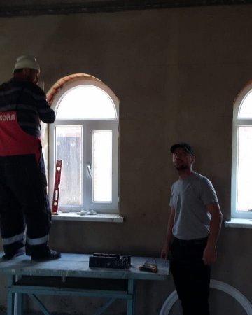 Мечеть в мкр-не Бурсум