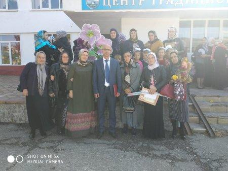 Осеннее совещание работников ДОУ района