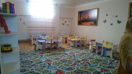 Открытие нового детского сада в с.Ленинаул