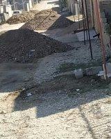 Сегодня идут работы по гравированию ул. Ж.Абасова.