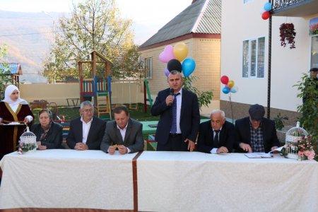 """Торжественное открытие детского сада """"Радуга"""""""