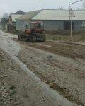 Сегодня проведён ремонт центральной улицы