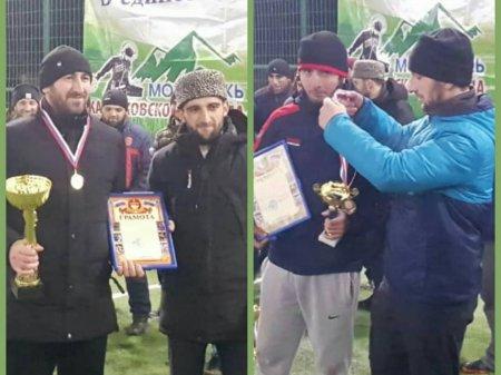 Кубок футбольной лиги среди команд с.Ленинаул