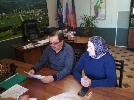 Заседание антитеррористической комиссии