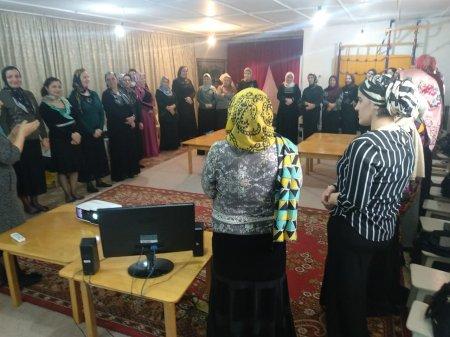 РМО воспитателей средних, старших и подготовительных групп ДОУ Казбековского района