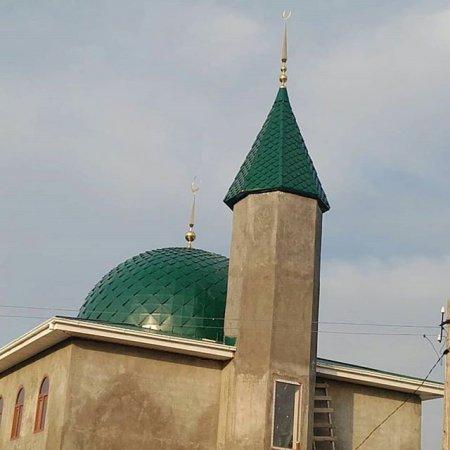 Открытие мечети.