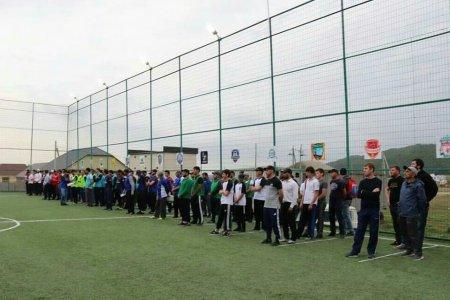 7 июня официально стартовала Братская Футбольная Лига (БФЛ) в с.Ленинаул