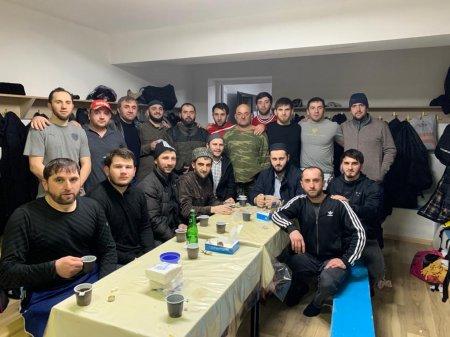 Турнир по регболу среди молодежи с.Ленинаул