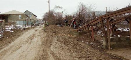 Администрацией села начинаются неплановые работы по благоустройству села.